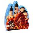 Puzzle Djeco - Castelul dragonului