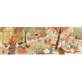 Puzzle Djeco - Paris 100 piese