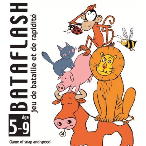 Joc de carti Djeco - Bataflash