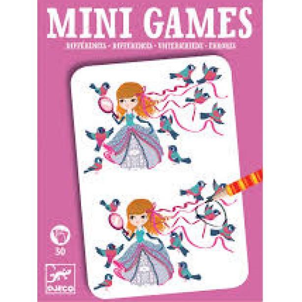 Mini games Djeco - gaseste diferentele - Lea