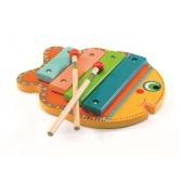 Xilofon - jucarie muzicala Animambo de la Djeco