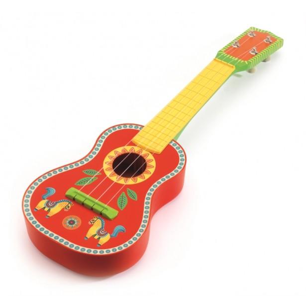 Ukulele - chitara mica Djeco