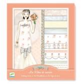 Atelier de moda Djeco - rochii de mireasa