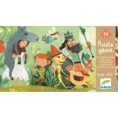 Puzzle gigant Djeco - Parada povestilor