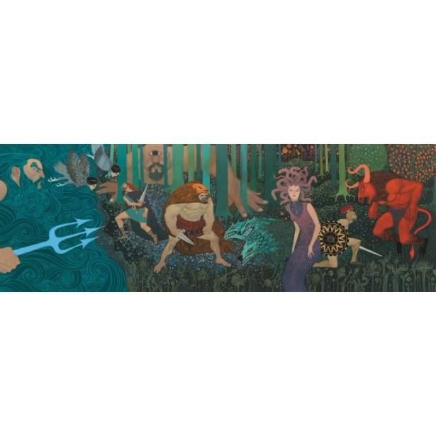Puzzle Djeco - Mitologie 500 piese