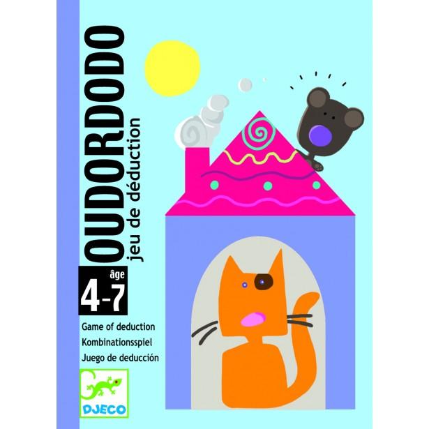 Joc de carti Djeco - Oudordodo
