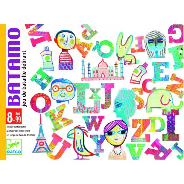 Joc de carti Djeco - Batamo