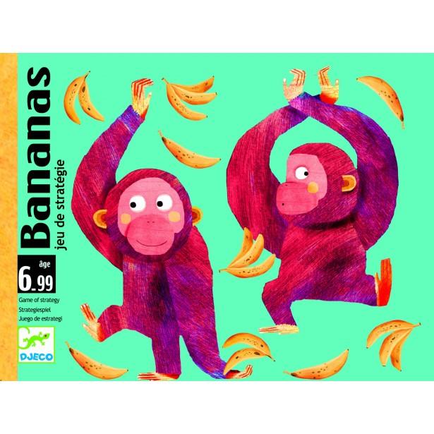 Joc de strategie Djeco - Banane