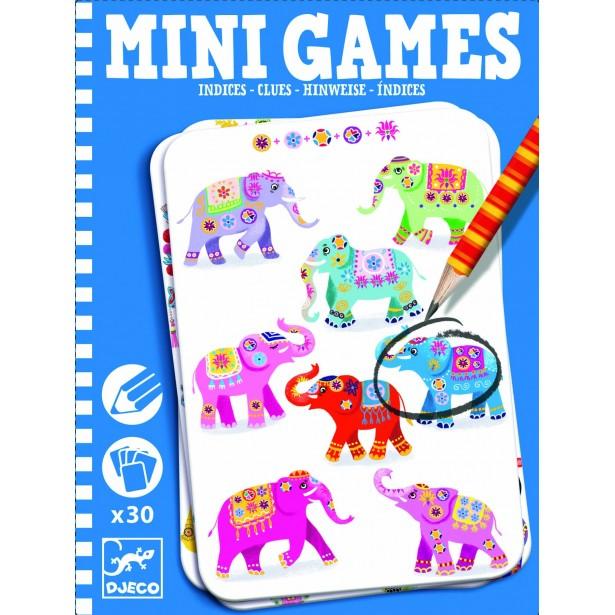 Mini games Djeco - indicii Fedora
