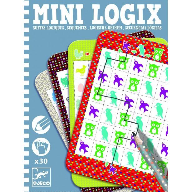 Mini logix - Djeco secvente