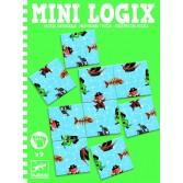 Mini logix Djeco - puzzle imposibil pirati