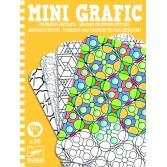 Mini grafic Djeco - Abstract