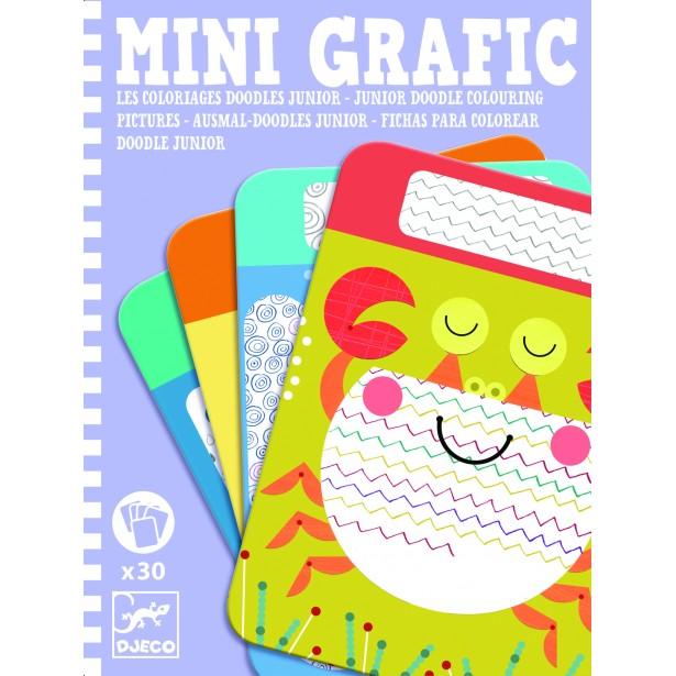 Mini grafic Djeco - Junior