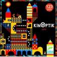 Joc magnetic Kinoptik Oras de la Djeco