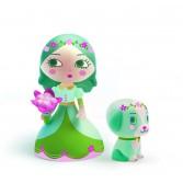 Printesa Luna & Blue - Colectia Arty toys - Djeco
