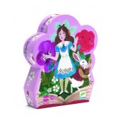 Puzzle Djeco - Alice in tara minunilor
