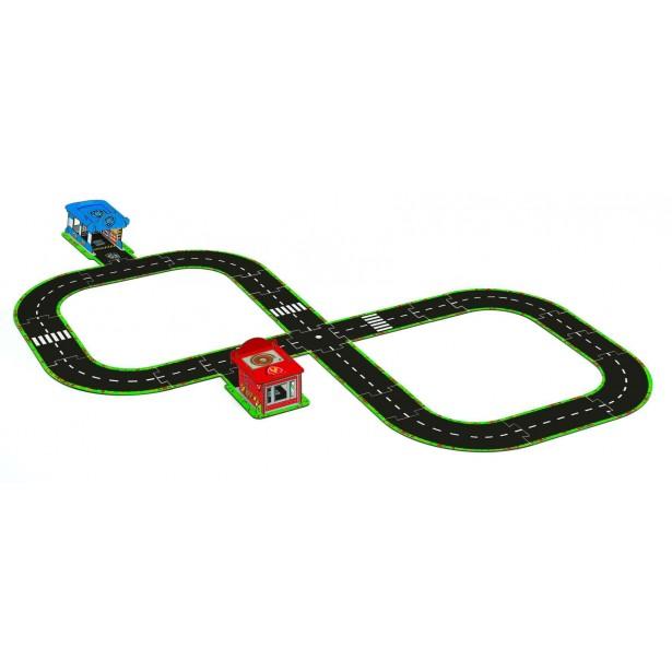 Macheta 3D Djeco - Circuit