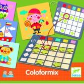 Joc de logica Djeco - Coloformix