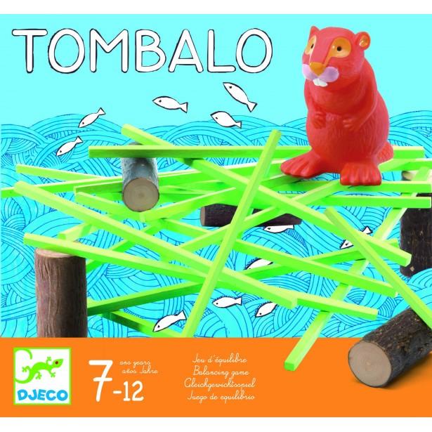 Tombalo - jocul castorilor priceputi Djeco