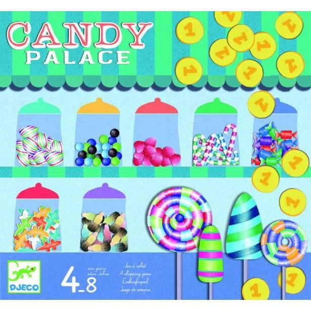 Joc de rol cu acadele de la Djeco – Candy palace