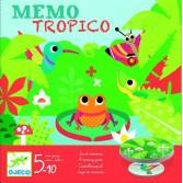 Joc de memorie Djeco - MemoTropico