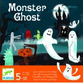 Joc de memorie si strategie Djeco - Monster Ghost