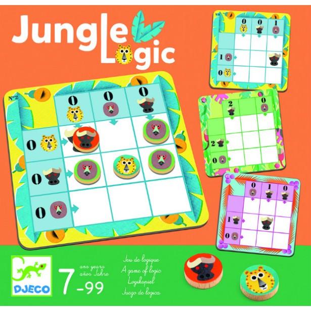 Joc de logica Djeco - jungle