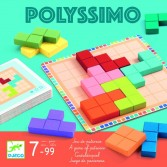 Joc de logica Djeco - Polyssimo