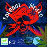 Joc de observatie Djeco - Coconut pirate
