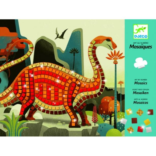 Mozaic Djeco - Dinozauri