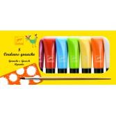 8 Culori guase Djeco