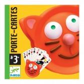 Suport pentru carti de joc Djeco