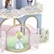 Joc de rol - Castel – Colectia Arty toys de la Djeco