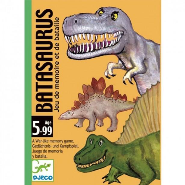 Joc de memorie Djeco - Batasaurus
