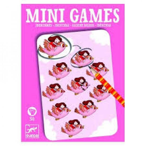 Mini games Djeco - imagini identice Alice