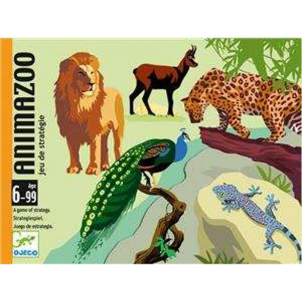 Joc de strategie Djeco - Animazoo
