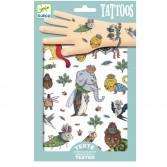 Tatuaje Djeco - Animale