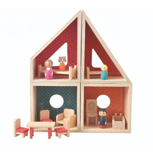 Casa de papusi modulara Egmont