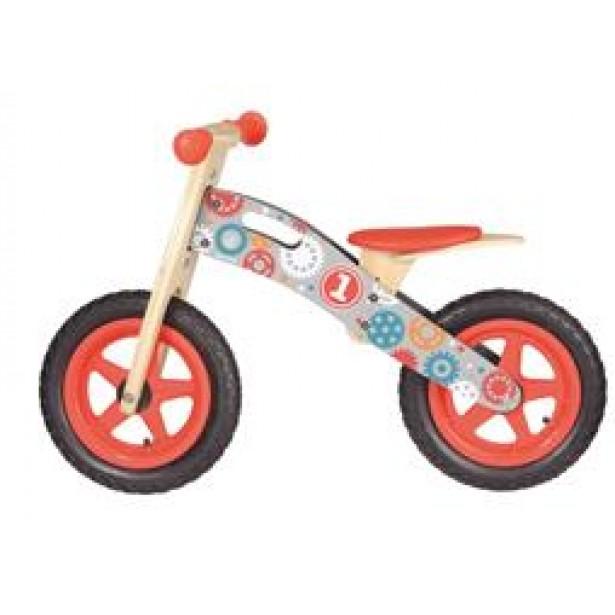 Bicicleta din lemn Egmont