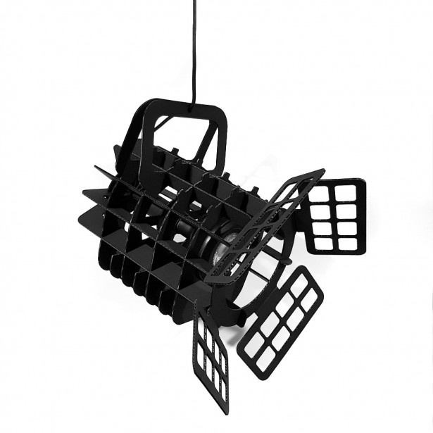 Proiector suspendat din carton - THEATRE, Foldo Romania