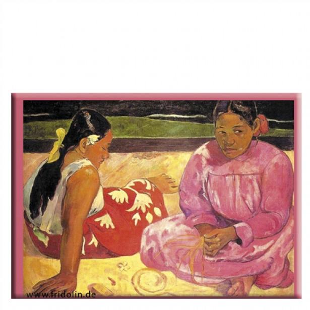 Magnet de arta Fridolin - Gauguin