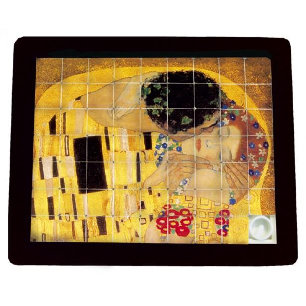 Joc logic glisant Fridolin - The kiss - Klimt