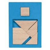 Joc logic din lemn extra piesa Fridolin - 2