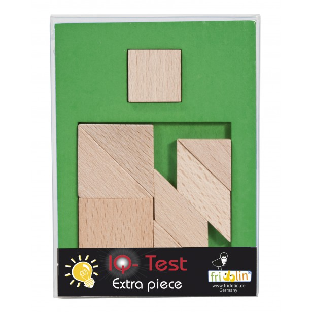 Joc logic din lemn extra piesa Fridolin - 3