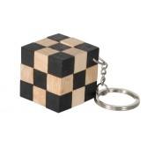 Breloc joc logic puzzle 3D Fridolin - Cub sarpe