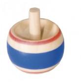Titirezi din lemn set 2 buc Fridolin - baza rotunda