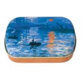 Cutiuta metalica Fridolin - Monet - Sunset