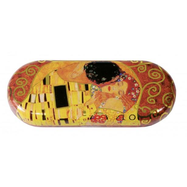 Etui ochelari Fridolin - The Kiss Klimt