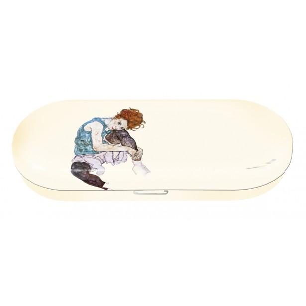 Etui ochelari Fridolin - Egon Schiele