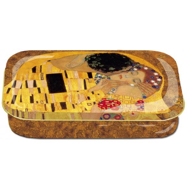 Cutie metalica Fridolin - Klimt - The Kiss